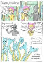 1. El dragón de muchas cabezas y el de muchas colas.